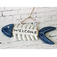 Wooden   Bone Shape Door Hanging Sign Wall Plaque Home Party Decoration