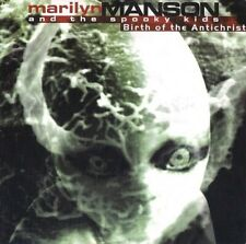 MARILYN MANSON & THE SPOOKY KIDS - Birth Of The Antichrist CD