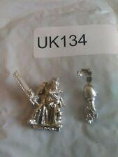 UK134 Warhammer 40k OOP metal Space Marine Adeptus Astartes veteran chain sword