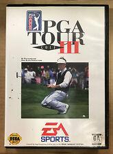 PGA Tour Golf III (Sega Mega Drive, 1994)