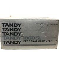 Vintage Tandy 1000 SL Computer DOS 3.30 25-1401
