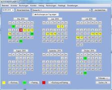 Software für den reinen Verleih Vermietung Buchungsplaner  Reservierung