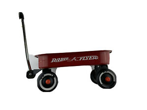 RADIO FLYER RED SMALL WAGON-12x7x6 INCHES Dolls Decorations Christmas Fall
