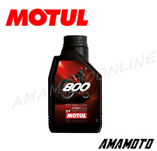 OLIO MOTUL 800 FL ROAD RACING 2 TEMPI 100 % SINTETICO
