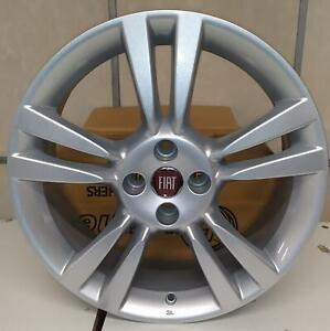 50901646 5 Spoke Fiat Bravo Alloy Wheels - NEW