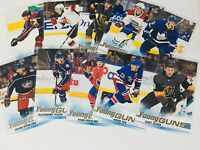 2019-20 UPPER DECK SERIES ONE YOUNG GUNS 201-250 YOU PICK WHAT YOU NEED!