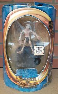 Figurine Le Seigneur des Anneaux Smeagol LOTR Le Retour du Roi Neuf Toy Biz A-17