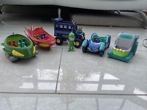 pj masks toy Cars bundle