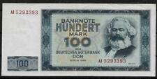 DDR Banknote 100 Mark von 1964 AI5293393
