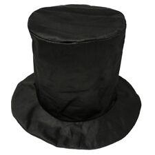 209c17a3e07e7 Adulto Negro Brillante Sombrero divertido Disfraz de Halloween