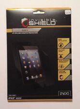 InvisibleShield for Apple iPad Mini 1, 2, & 3 by ZAGG DRY Full Body NEW