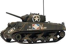 CORGI: WORLD WAR II COLLECTION SERIES 1: M4 A2 SHERMAN TANK FRENCH ARMY #CC51005