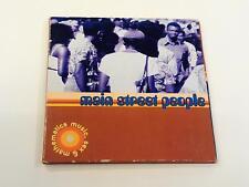 MAIN STREET PEOPLE MUSIC SEX & MATHEMATICS CD