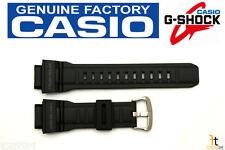 CASIO G-9300 G-Shock Original Black Rubber Watch Band Mudman tough solar Strap