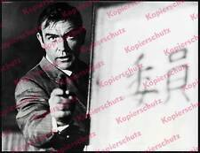 "o. Foto James Bond Sean Connery Pistole ""Man lebt nur zweimal"" Japan Tokio 1967"