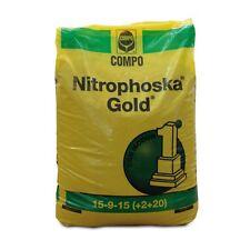 2KG NITROPHOSKA CONCIME GOLD A LENTA CESSIONE COMPO PER PRATO e PIANTE AGRUMI