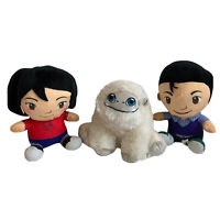 "Dreamworks Abominable Plush Lot Everest Yi Jin Movie 7"" Stuffed Doll Toy Factory"