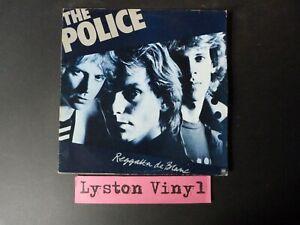 "The Police - Reggatta de Blanc 12"" Vinyl LP"