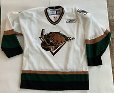 Utah Grizzlies ECHL Hockey Jersey Size Adult Large