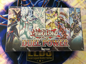 Duel Power Box Deutsch 1. Auflage Ovp Yugioh