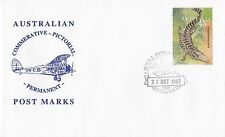 Permanent Commerative Pictorial Postmark - Glenorchy 22 Oct 1997 - 45c