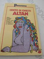Cento Of These Altan - Panorama - Arnoldo Mondadori Editore 1988