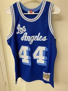 Mitchell And Ness Los Angeles Lakers Swingman 1960-61 Blue Size Medium
