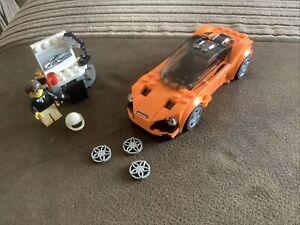 Lego Mclaren Speed Champions  ( Orange ) 75880