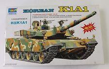 Trumpeter Korean K1A1 MBT, Motorized 1/35 00331