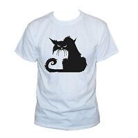 Grumpy Cat T-Shirt Funny Printed Cute Graphic Tee Mens/Womens S M L XL XXL
