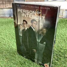 Person Of Interest Complete Season 2 DVD - Cult Crime Drama - Special Features