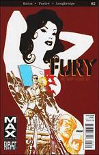 FURY MAX #2 (MR) MY WAR GONE BY MARVEL COMICS