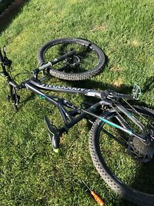 Cannondale Habit (many Upgraded And Modified Parts)!!! Fun Full Suspension Bike