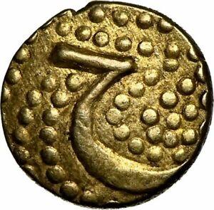 GOLD Fanam of Mysore, India; Haider Ali