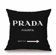 Black/White Designer Pillow Cover, Throw Pillow Cover, Cushion Cover