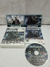 PLAYSTATION 3 PS3 DEFIANCE
