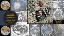 JFA E4 Watch winder NEW 2 yr warranty. Buy1Get1