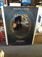 Snow White and the Seven Dwarfs Movie Poster 27x40 One Sheet ** MYLAR Mirror