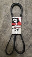 Gates K061195 Micro-V Belt for GMC Chevrolet Duramax 6.6L Silverado 6PK3037