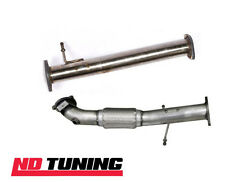 Mongoose Mk2 Ford Focus RS Downpipe and Decat Combination Kit