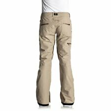 DC Shoes. Women's Viva Softshell Snowboard Pants 15k. Small Brown RRP £150 NEW