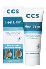 CCS Heel Balm Foot cream for cracked heels dry skin Strongest Footcream