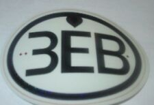 THIRD EYE BLIND STICKER NEW EARLY 2000'S VINTAGE OOP RARE COLLECTIBLE WHITE