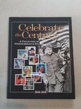 Celebrate the Century 1910 - 1919 Hardbound Book & Stamps