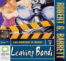 Leaving Bondi by Robert G. Barrett (CD-Audio, 2004)