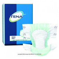 CASE/96!! TENA Super Absorbency Adult Small Bladder Control Incontinence Brief