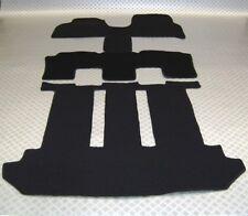 Passform-Velours-Fußmatten für Citroen C8 komplett inkl. Kofferraum