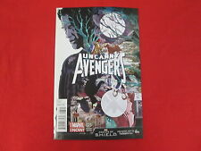 UNCANNY AVENGERS #23 EXTREMELY RARE 1:10 AGENTS OF SHIELD VARIANT COVER MARVEL