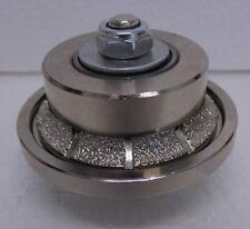 B5 5mm Half Bullnose / Eased Diamond Profile Router Bit Stone Granite Marble M14