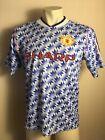 Manchester United 1990 1992 Adidas Classic Football Away Jersey Shirt Size 38 40